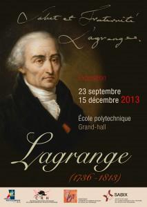 Joseph-Louis Lagrange (25 jan 1736 [Turin] - 10 avril 1813 [Paris]) Giuseppe Lodovico Lagrangia est né le 25 juin 1736 à Turin, alors capitale du royaume de Sardaigne. Il est pourtant considéré comme un mathématicien français et non italien, ceci de